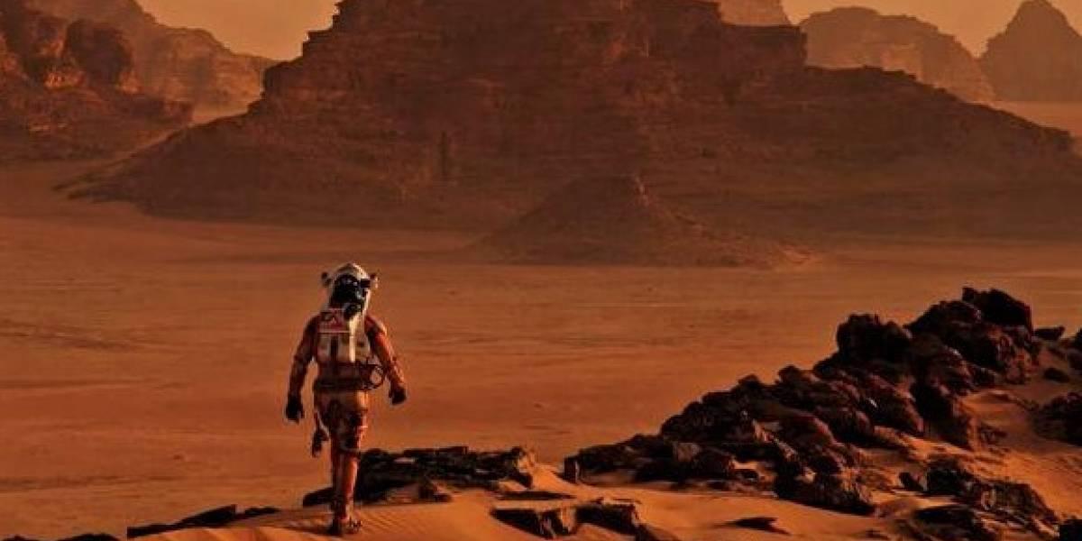 Marte tiene oxígeno y podría ser suficiente para albergar vida extraterrestre