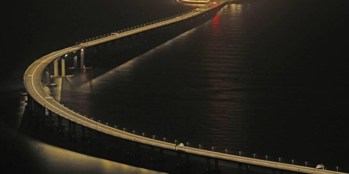 El puente sobre el mar más largo del mundo y las otras locuras de la ingeniería en China