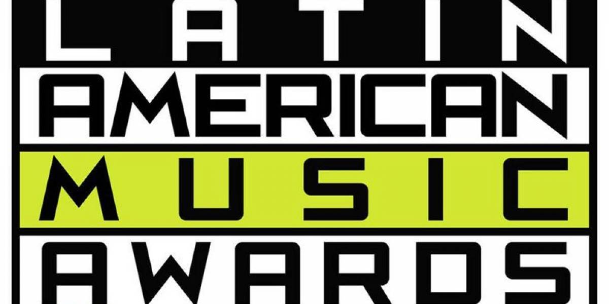 Ya está todo listo para los Latin American Music Awards