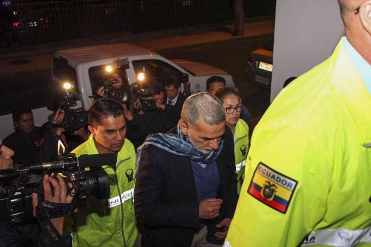 Fiscalía General pide orden de captura para Fernando Alvarado