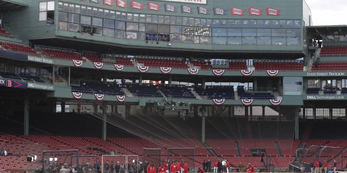 Minuto a minuto: Primer juego de los Red Sox versus los Dodgers