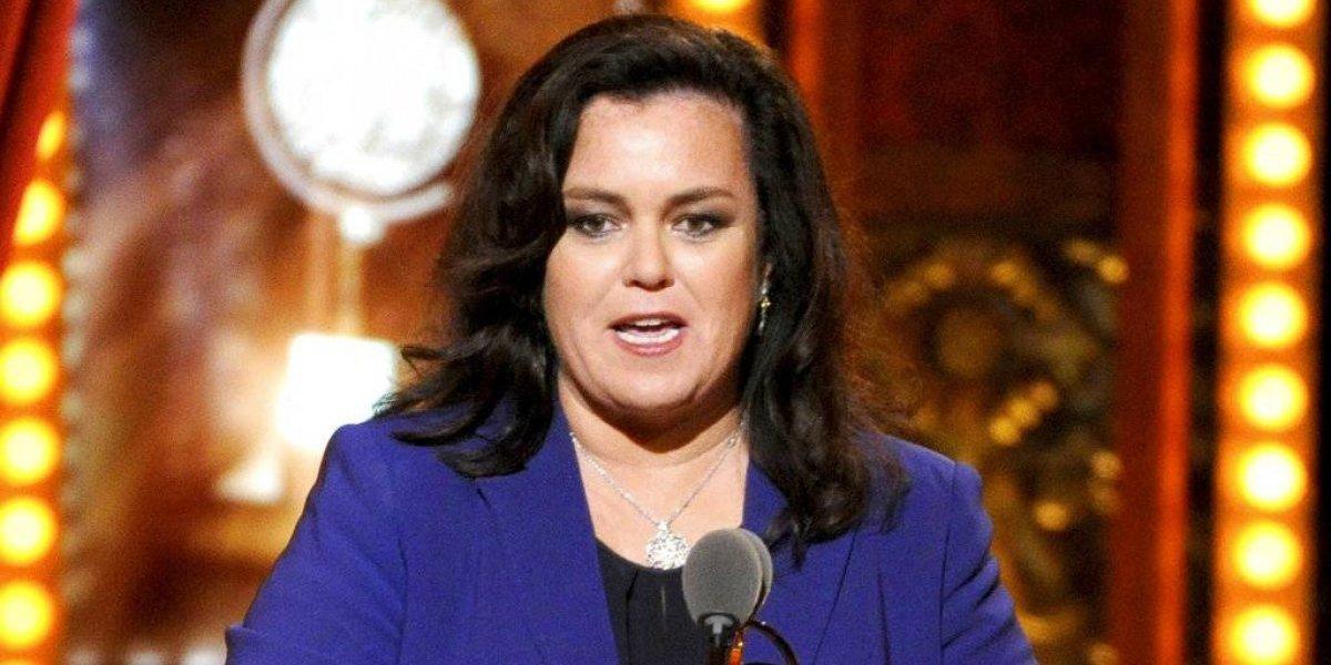 Comediante Rosie O'Donnell se compromete con su novia de 33 años