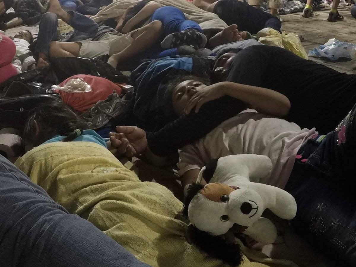Hasta el momento se reportan dos muertos y más de 30 desaparecidos Foto: Cuartoscuro