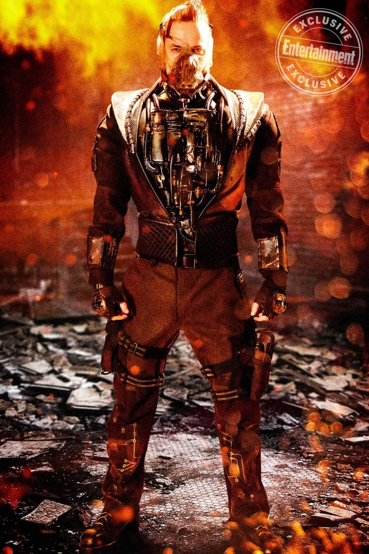 Shane West - Bane - Gotham