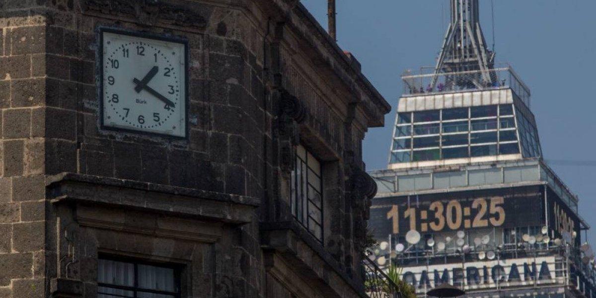Este domingo termina el horario de verano 2018 en México