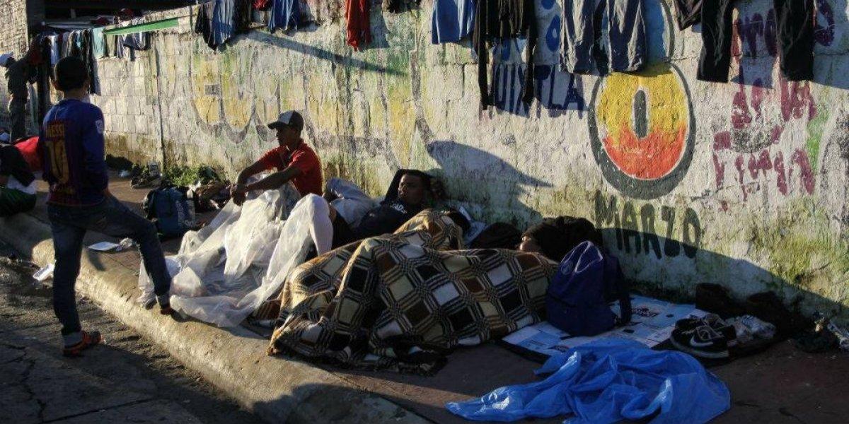 Gobierno de la CDMX se compromete a brindar atención médica a Caravana Migrante