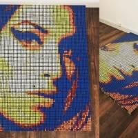 Resuelve este arte Rubik