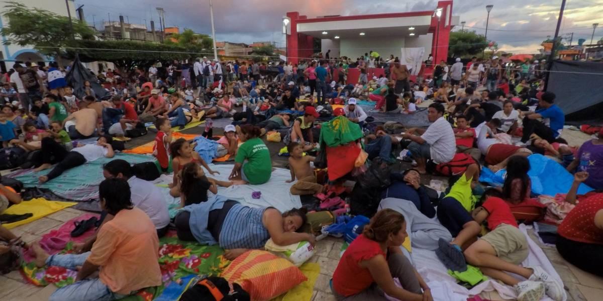 Honduras investiga desaparición de más de 30 migrantes en México