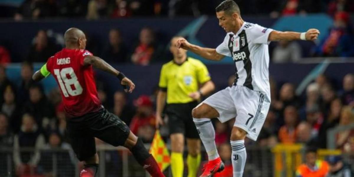 Cristiano brilla con Juventus y RM por fin gana