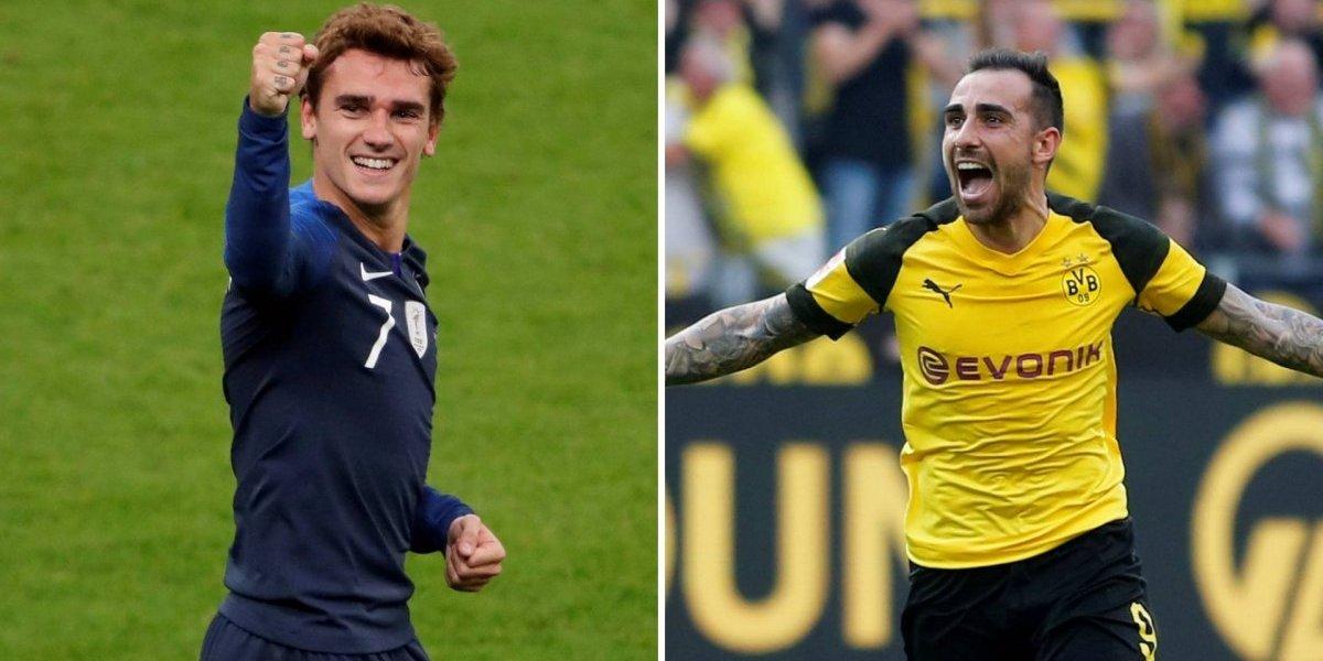 UEFA Champions League: onde assistir ao vivo online o jogo Dortmund x Atletico de Madrid