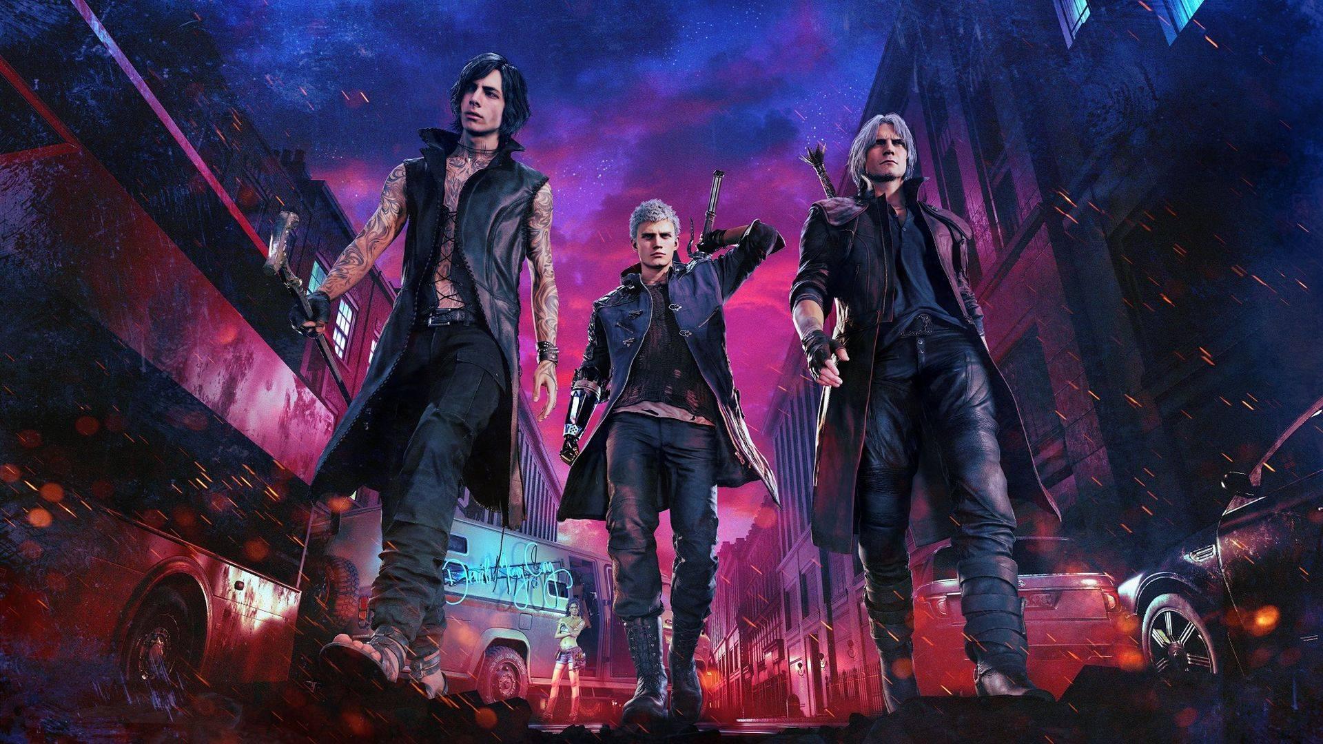 Devil May Cry 5 tendrá una edición de 8 mil dólares que incluirá la gabardina de Dante