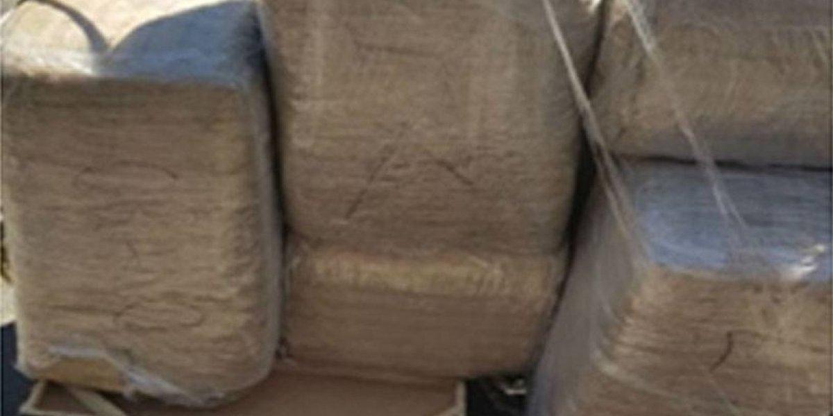 Aseguran más de 100 kilos de marihuana en calles de Tepito