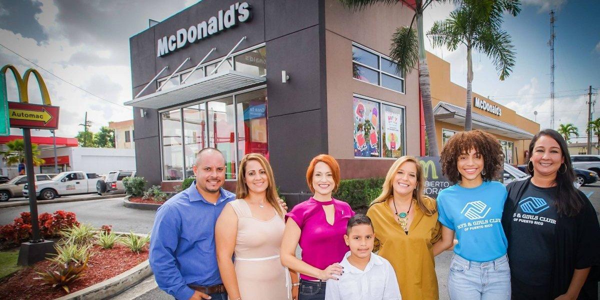 McDonald's donará los recaudos de Big Mac a dos instituciones locales en su Gran Día