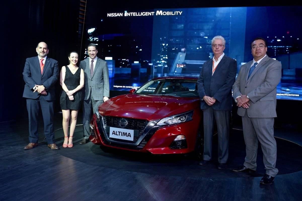 Nissan en el Automundo 2018