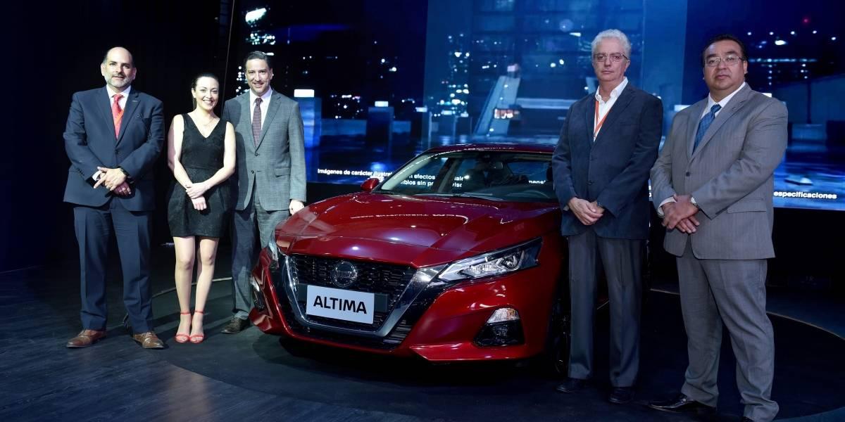 Nissan da un vistazo al futuro con sus lanzamientos en el Automundo de Quito 2018