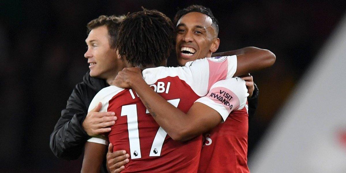 ¿Qué pensará Alexis? El tremendo golazo del Arsenal que saca aplausos en todo el mundo