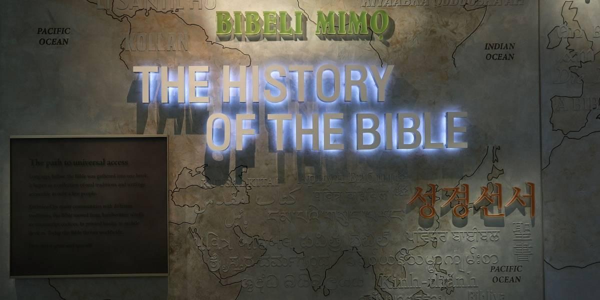 Museo de la Biblia reconoce que algunas de sus piezas son falsas