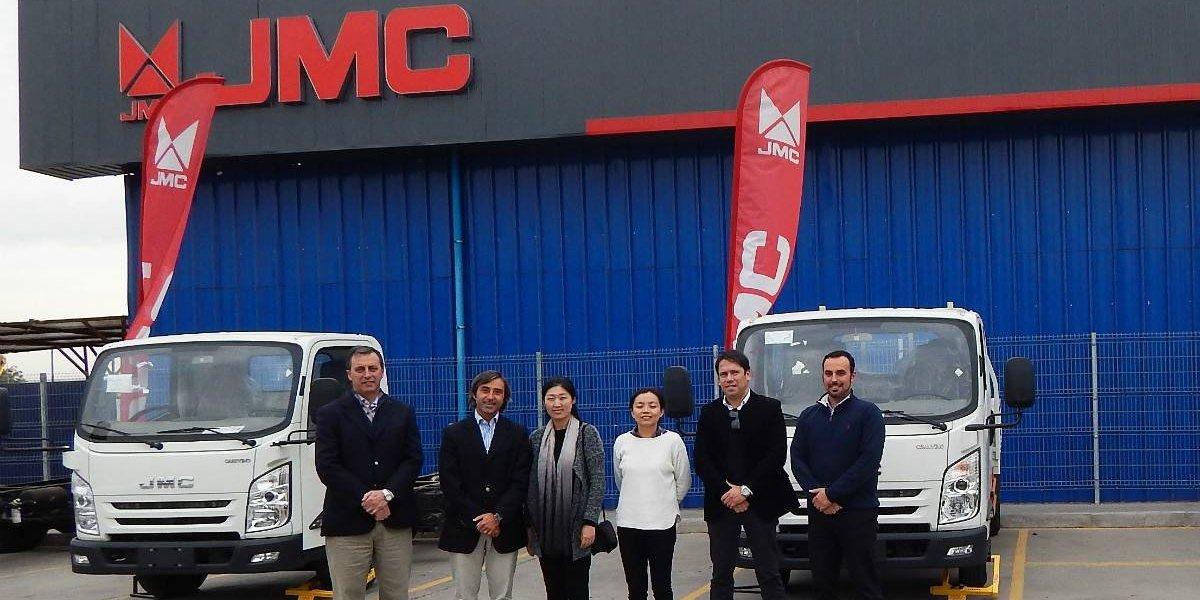 JMC evalúa su relanzamiento en Chile con SK Comercial