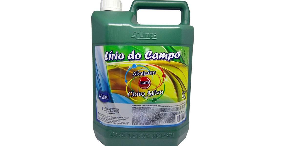 Anvisa suspende água sanitária com baixo teor de cloro