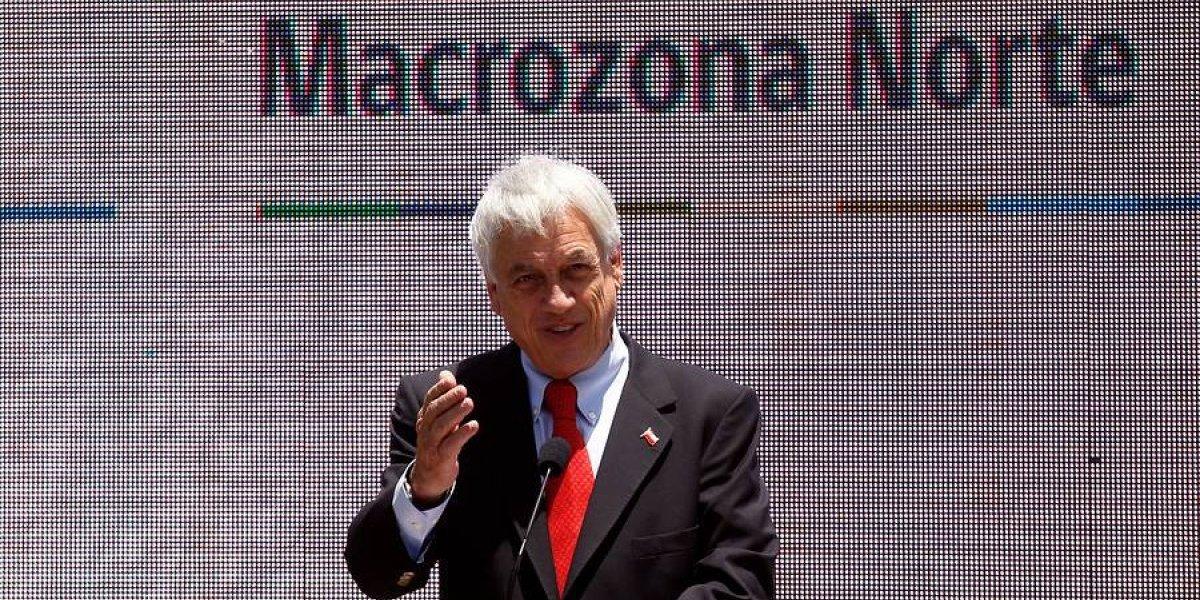 """La preocupación de Piñera con Bolivia y Perú: """"Compartimos fronteras con los mayores productores de cocaína en el mundo"""""""