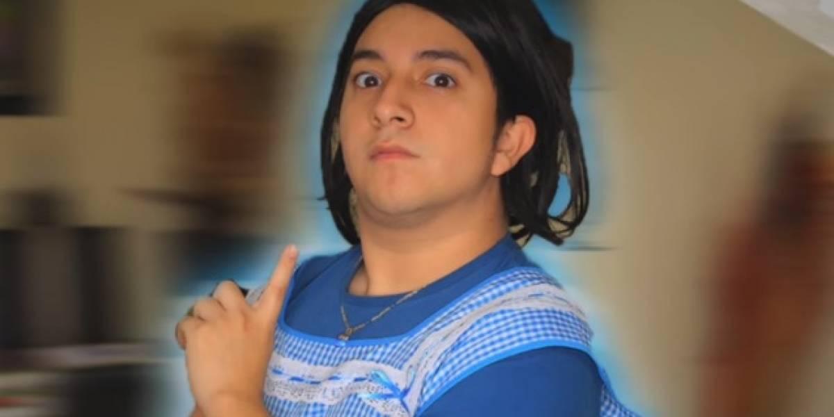 Youtuber Mario Aguilar llega a Guayaquil con su personaje de 'mamá'