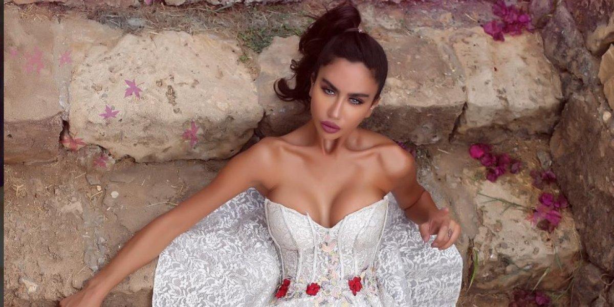 Por esta foto Miss Líbano fue expulsada de Miss Earth 2018