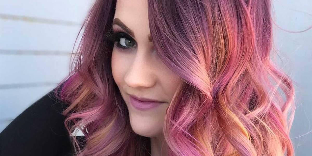 Esta es la última tendencia del otoño 'Peanut Butter Jelly' : ¡Una delicia de color para tu cabello!
