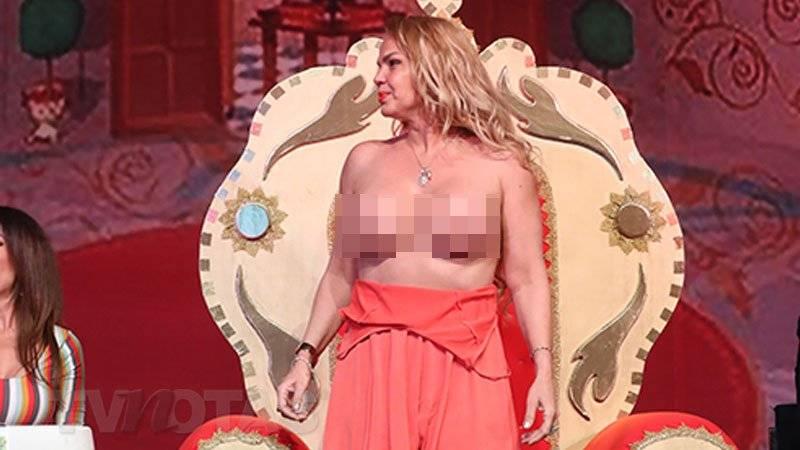 Foto Niurka Se Desnuda En Plena Conferencia De Prensa Publinews