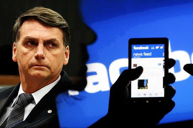 Facebook sanciona con la pena máxima a páginas de grupo pro Bolsonaro