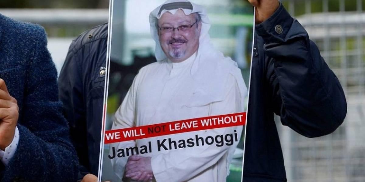 Habrían hallado partes del cuerpo de Khashoggi