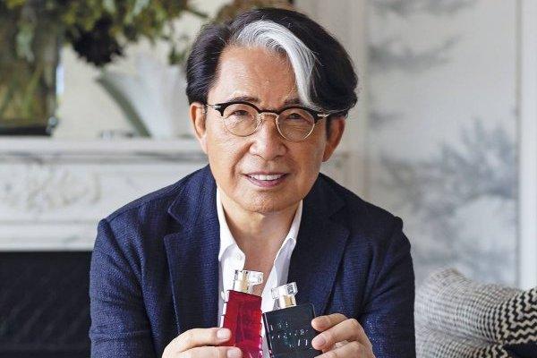 c418097b Mientras lanzaba las fragancias Avon Life Color by Kenzo Takada en Buenos  Aires, logramos conversar en exclusiva con el artista sobre los aromas, ...