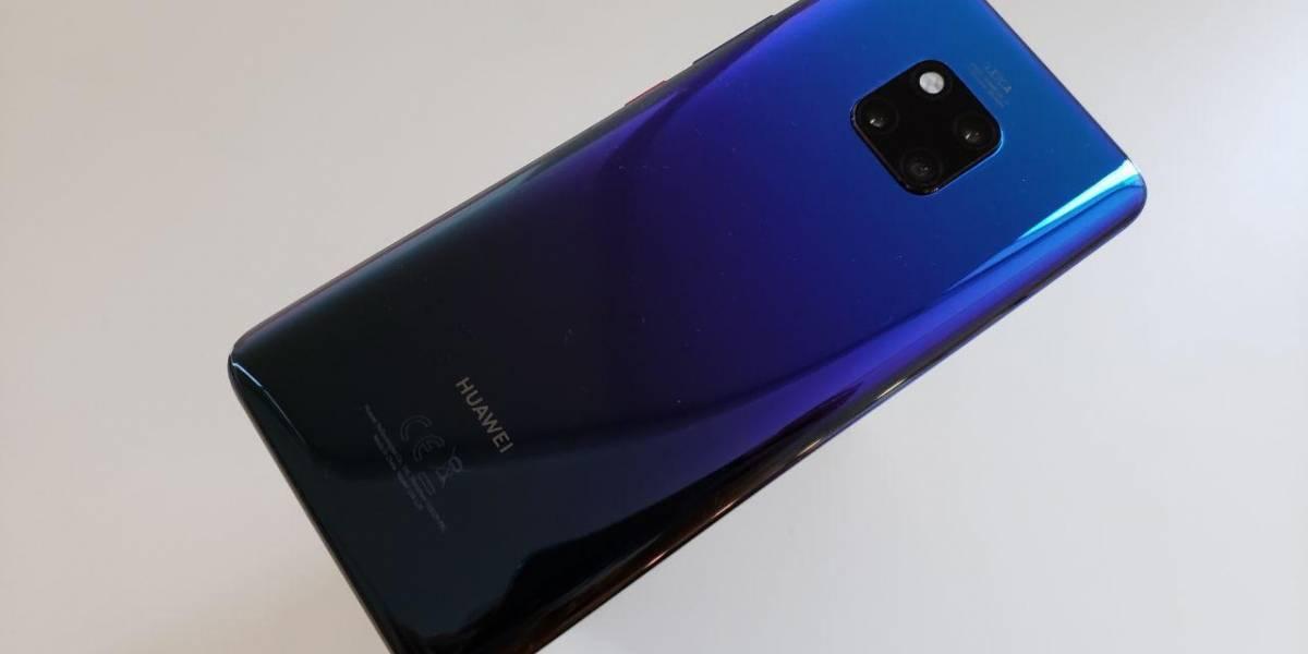 Chile: Fecha de lanzamiento, precio y regalos del Huawei Mate 20 Pro