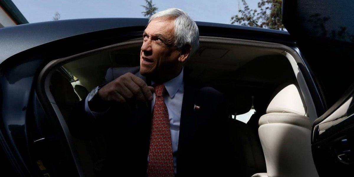 Piñera sufre ataque en Iquique: agresor de la comitiva presidencial será formalizado este miércoles