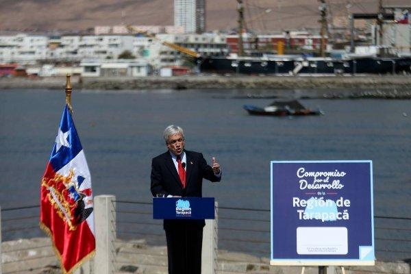 "La frase ""machista"" de Piñera que provocó ronchas en parlamentarias"