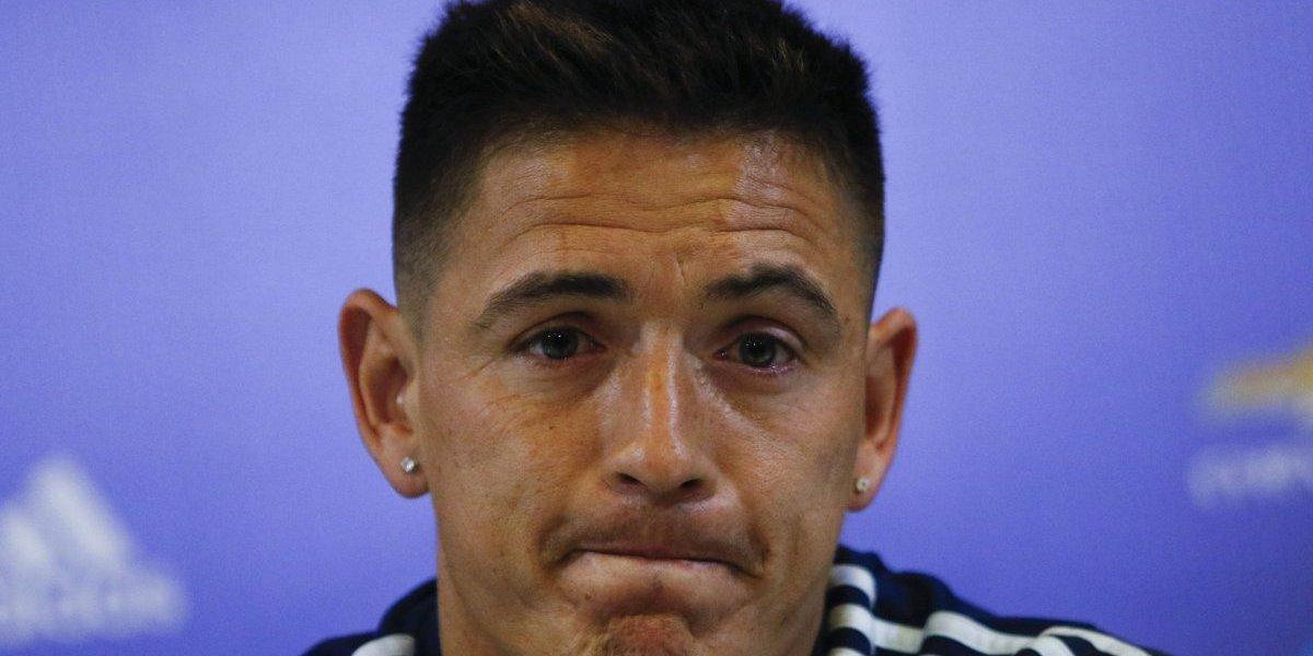 """Matías Rodríguez antes del clásico: """"Estamos bastante al debe como para pensar si ellos juegan bien o no"""""""