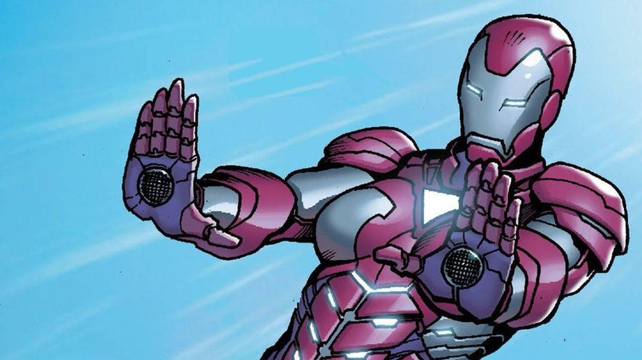 Avengers 4: Primer vistazo a Gwyneth Paltrow con la armadura Rescue