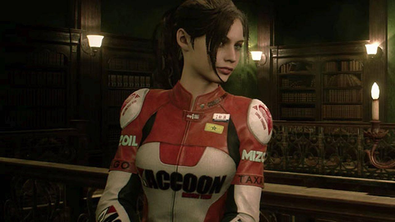 Resident Evil 2: Capcom muestra más atuendos adicionales para Claire y Leon
