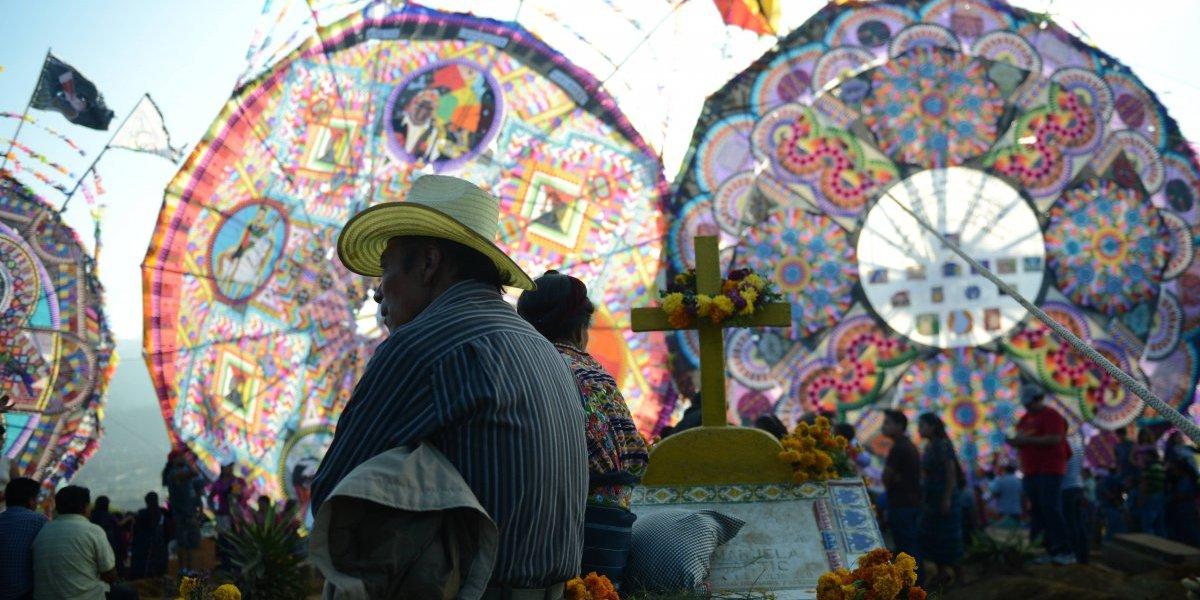 Desean que el Festival de Barriletes Gigantes de Santiago Sacatepéquez sea ecológico