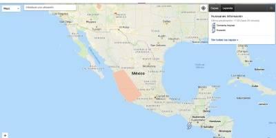 Google activa plataforma de alertas por huracán