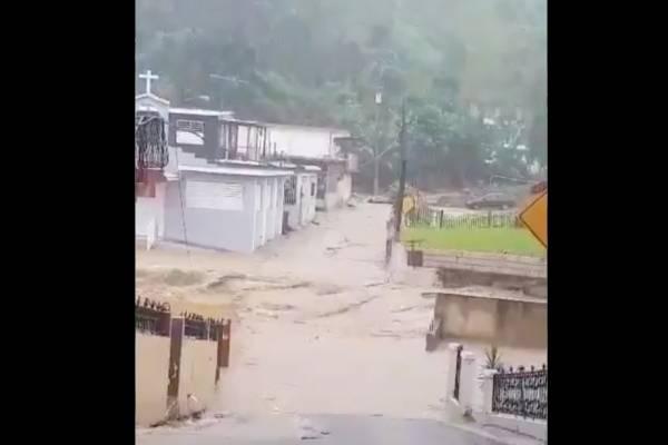 Lluvia Utuado