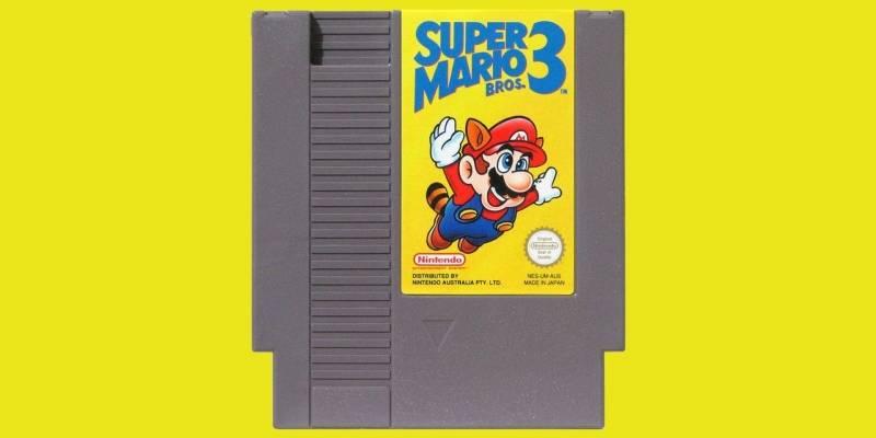 Super Mario Bros. 3 está celebrando su aniversario número 30