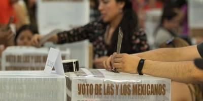 Plataforma para votar por internet desde el extranjero
