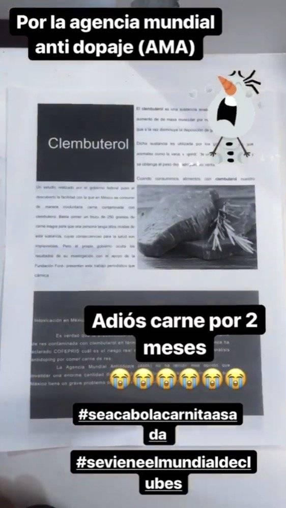 | Cortesía Instagram
