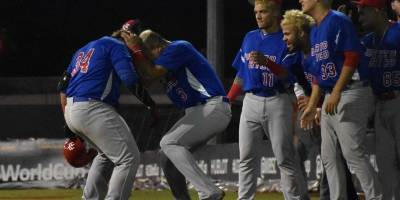 "Boricuas propinan ""súper nocaut"" a República Checa en Copa Mundial de Béisbol Sub 23"