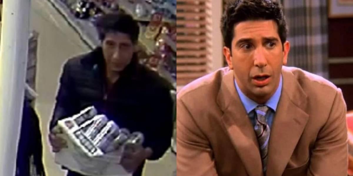 Friends: Polícia pede ajuda para encontrar ladrão e pessoas 'denunciam' ator que interpretou Ross