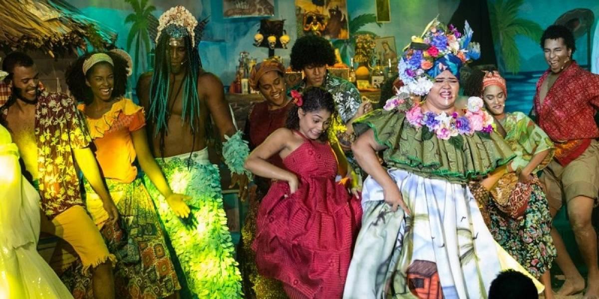 """""""Una vez en esta isla"""", divertido musical que promueve la unión familiar"""