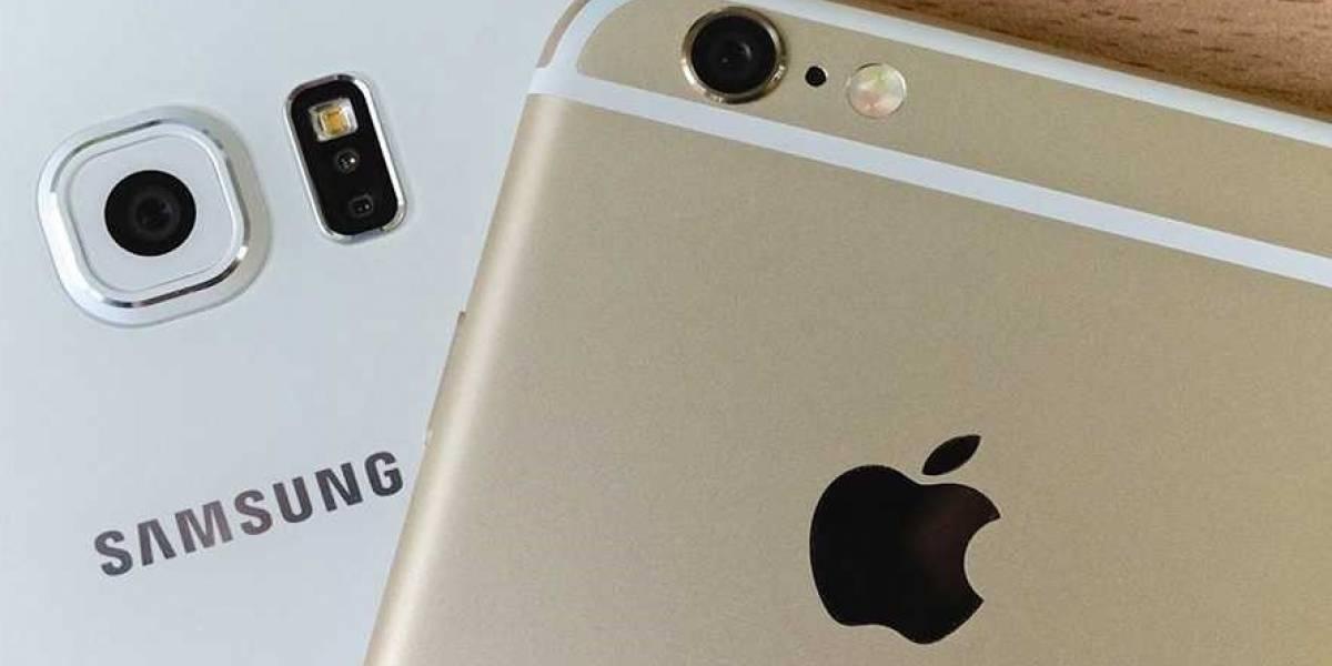 """Histórico: Apple y Samsung son multados con cifra millonaria por """"obsolescencia programada"""""""