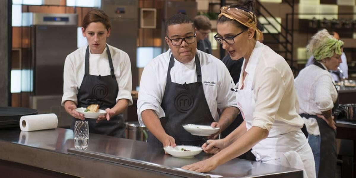 MasterChef Profissionais: Paola Carosella surta com chefs na repescagem