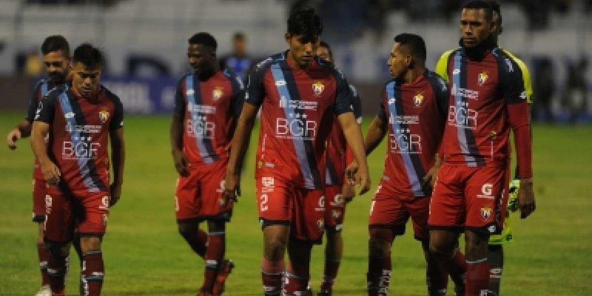 Jugadores de El Nacional rindieron su versión en la FEF