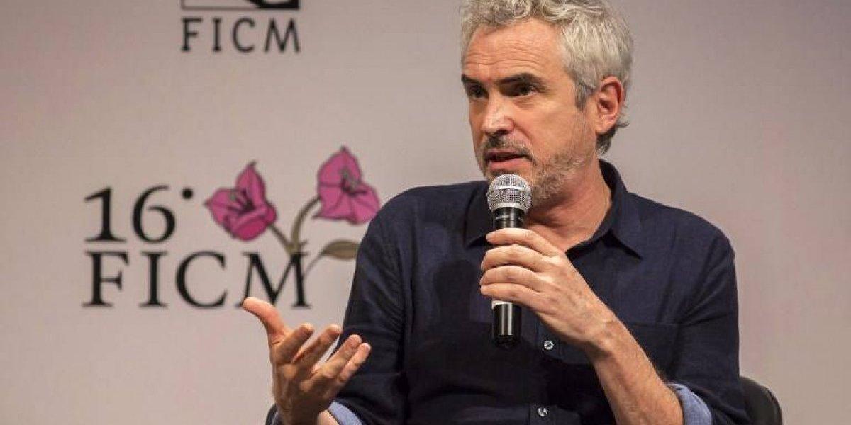 """Alfonso Cuarón: """"Por fin México se libera de Peña Nieto"""""""